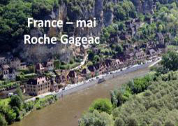 France - Roche Gageac 05/2018